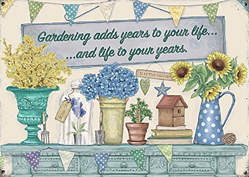 Gardening adds years to your life (Small)
