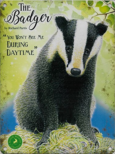 Badger - You Won't See Me During Daytime (Small)