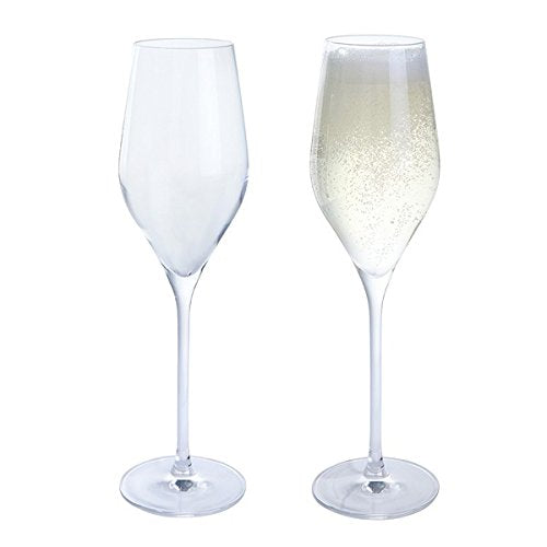 Wine and Bar Prosecco Pair Glasses