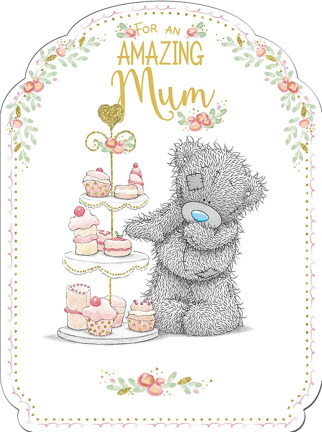 For an Amazing Mum - Mother's Day Card