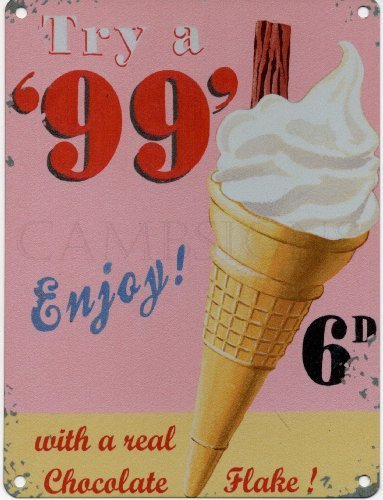Try a '99' Ice Cream Cone (Small)