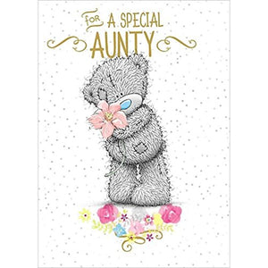 Aunty Birthday Card