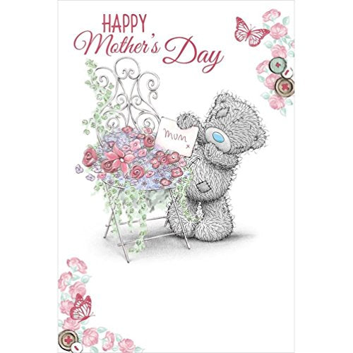Happy Mother's Day - Mother's Day Card