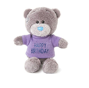 Happy Birthday - 4'' Bear
