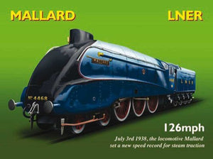 LNER The Mallard Locomotive (Small)