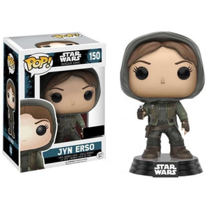 Star Wars Rogue One - Jyn Erso Hooded #150