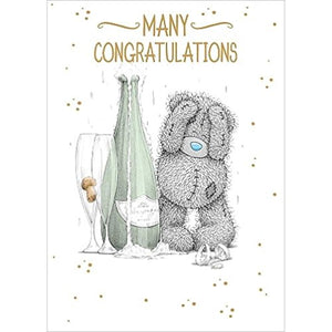 Congratulations Greetings Card