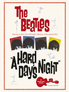 The Beatles - A Hard Day's Night (Small)