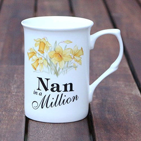 Nan in a Million Mug