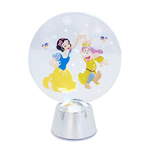 Snow White and Dopey Holidazzler