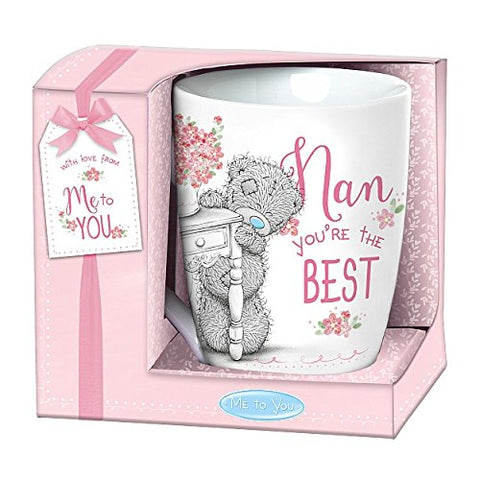 Nan Mug - Nan You're The Best