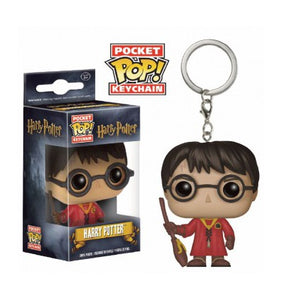 Harry Potter - Quidditch Keychain