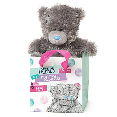 Friends are Precious and Few - 5'' Bear in Gift Bag