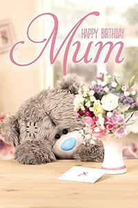 Mum Birthday Card (3D Holographic)