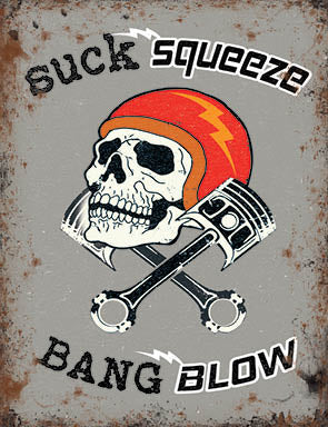 Bikers - Suck, Squeeze, Bang, Blow (Small)