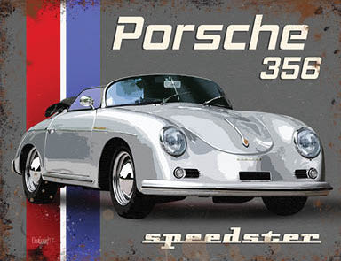 Porche 356 Speedster (Small)