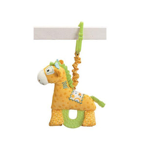 Hopscotch Giraffe - Pulldown Activity Teether