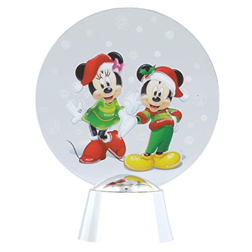 Mickey and Minnie Mouse Holidazzler