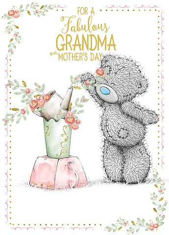 Grandma - Mother's Day Card