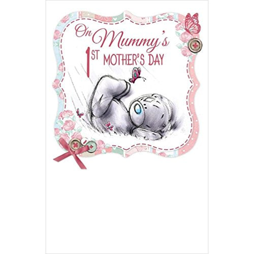 Mummy's 1st - Mother's Day Card