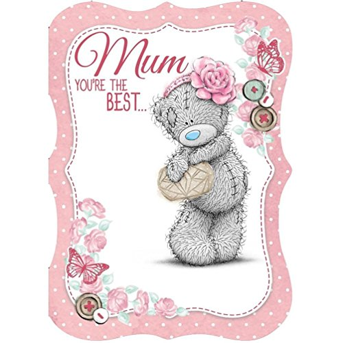 Mum - You're the Best - Mother's Day Card