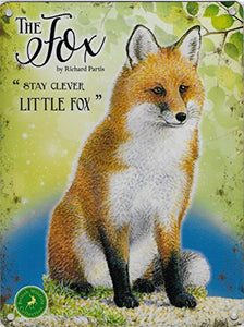 Fox - Stay Clever, Little Fox (Small)