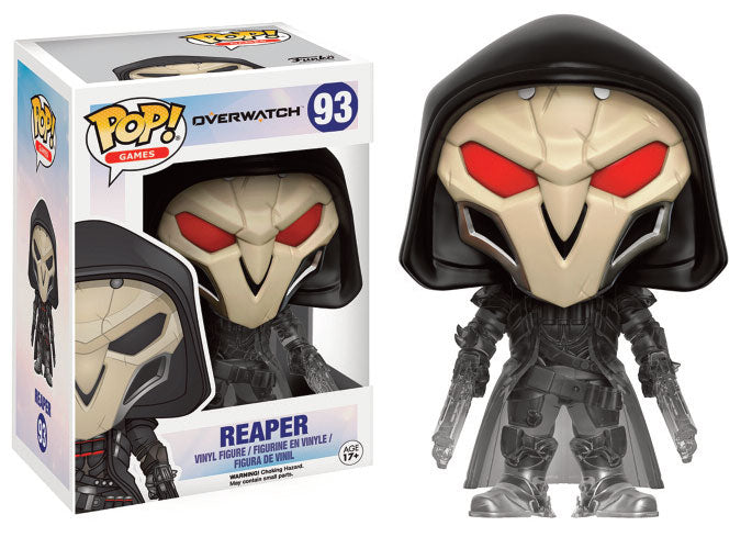 Overwatch - Reaper (red eyes) #93
