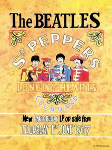 The Beatles - Sergeant Peppers Lonely Hearts Club Band (Small)