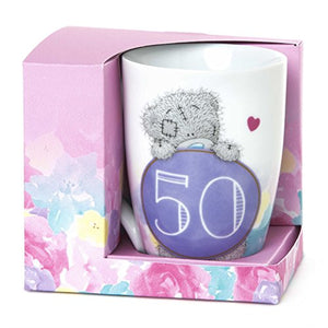 50th Birthday Mug