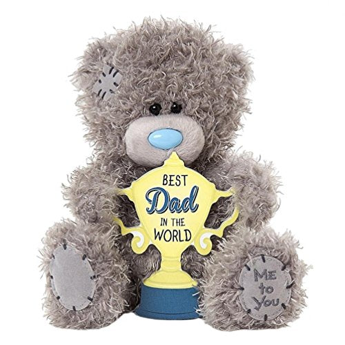 Best Dad in the World - 7'' Bear