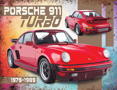 Porche 911 Turbo (Small)