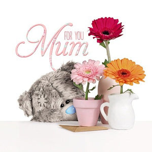 For You Mum - Mother's Day Card (3D Holographic)
