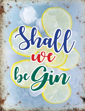 Shall We Be Gin (Small)