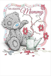 For a Beautiful Mummy - Mother's Day Card