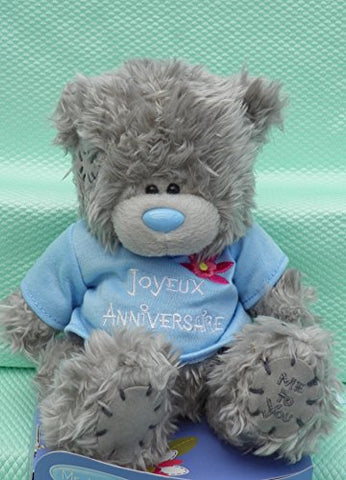 Joyeuse Anniversaire - Happy Birthday - 7'' Bear
