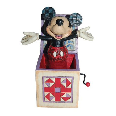 Mickey in The Box