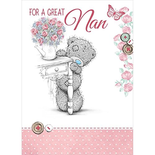 For a great Nan - Mother's Day Card