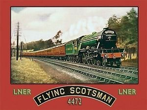 Flying Scotsman 4472 Steam Locomotive (Small)