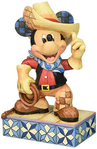 Round Up Mickey Mouse