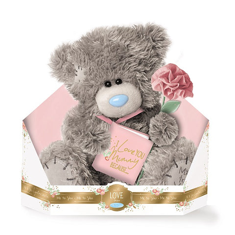 I love you Mummy because... - 9'' Bear