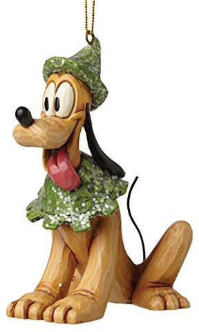 Sugar Coated Pluto Hanging Ornament