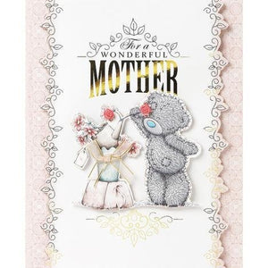 Wonderful Mother - Mother's Day Card