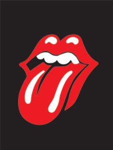 Rolling Stones - Tongue (Small)