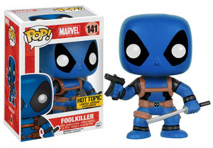 Deadpool Rainbow Squad - Foolkiller (Blue) #141