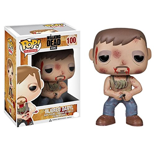 The Walking Dead - Injured Daryl #100