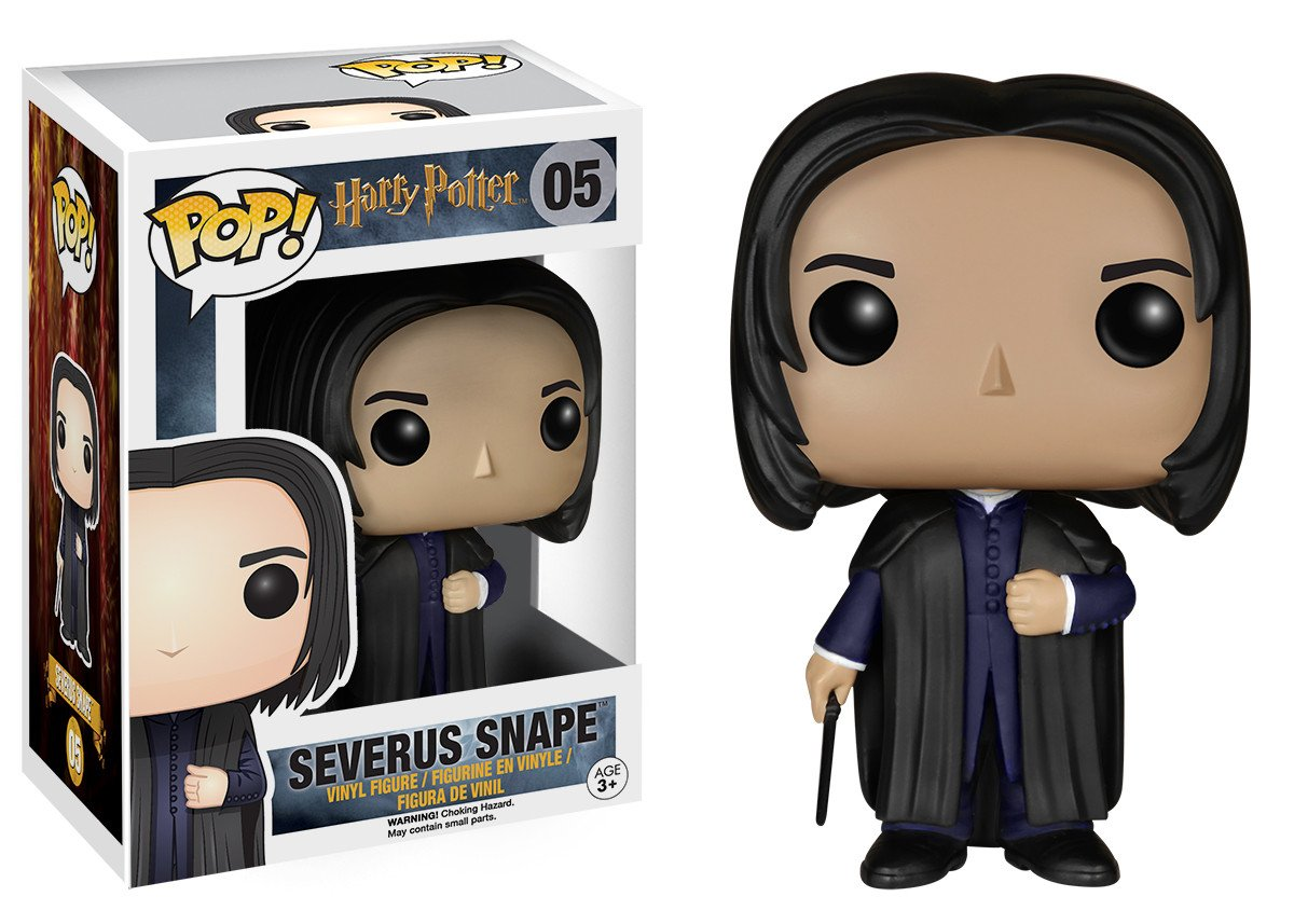 Harry Potter - Severus Snape #05