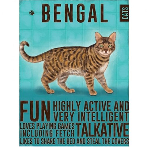 Bengal Cat (Small)