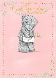 Great Grandma - Mother's Day Card
