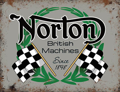 Norton - British Machines (Small)