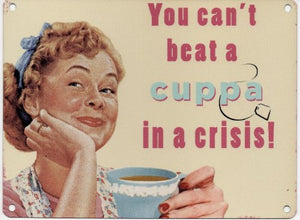You can't beat a cuppa in a crisis (Small)